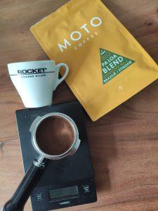 Moto Coffee Pa Loa espresso