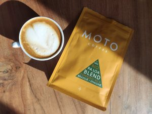 Moto Coffee Pa Loa Cappuccino