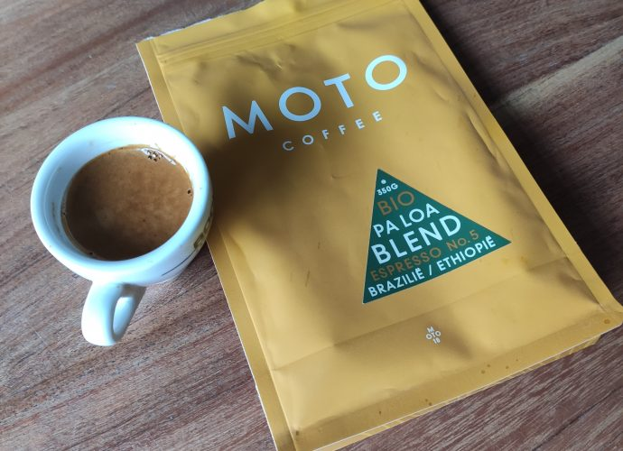Moto Coffee Pa Loa logo