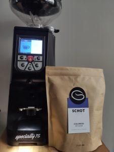 Schot Koffie El Corozal