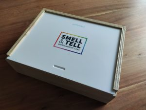 Coffeemind Smell and Tell box