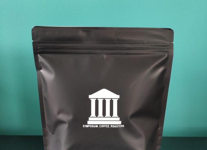Symposium Coffee Roasters package