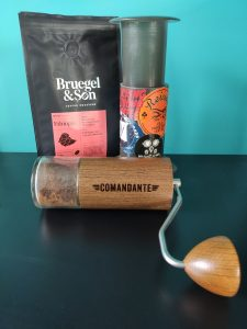 Bruegel and Son Layyoo Natural Aeropress