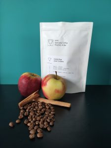 MOK Specialty Coffee Roastery and Bar Jose Cordero Applepie