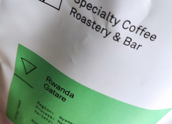 MOK Specialty Coffee Rwanda Gatare logo