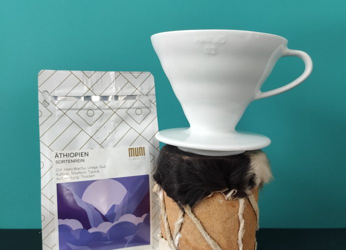 Muni Coffee Ethiopia Haro Wachu