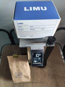 Coffee Annan Limu Eureka Brew Pro