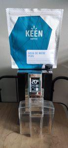 Agua de Nieve coffeeattendant review