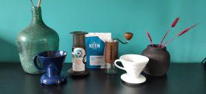 Keen Coffee tasting